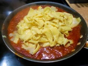 Instant Pot Short Rib Ragu - Pasta in Sauce