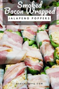 Smoked Jalapeno Poppers Pin