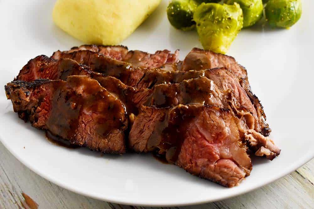 Sous Vide Chuck Roast Dinner