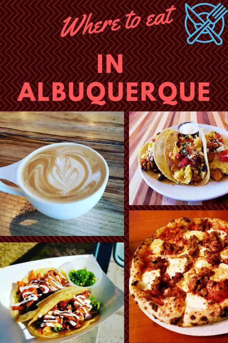 Where to eat in Albuquerque