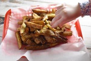 Duck Fat Oven Fries Recipe