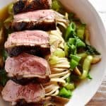Sous Vide Duck Breast Ramen Recipe