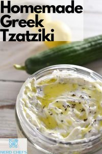 Cucumber Tzatziki