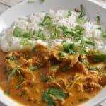 Instant Pot Chicken Tikka Masala Recipe Pin