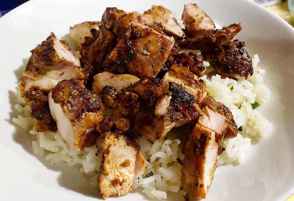 Copycat Chipotle Chicken Recipe