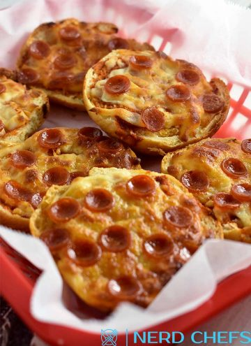 Pizza Bagel Bites