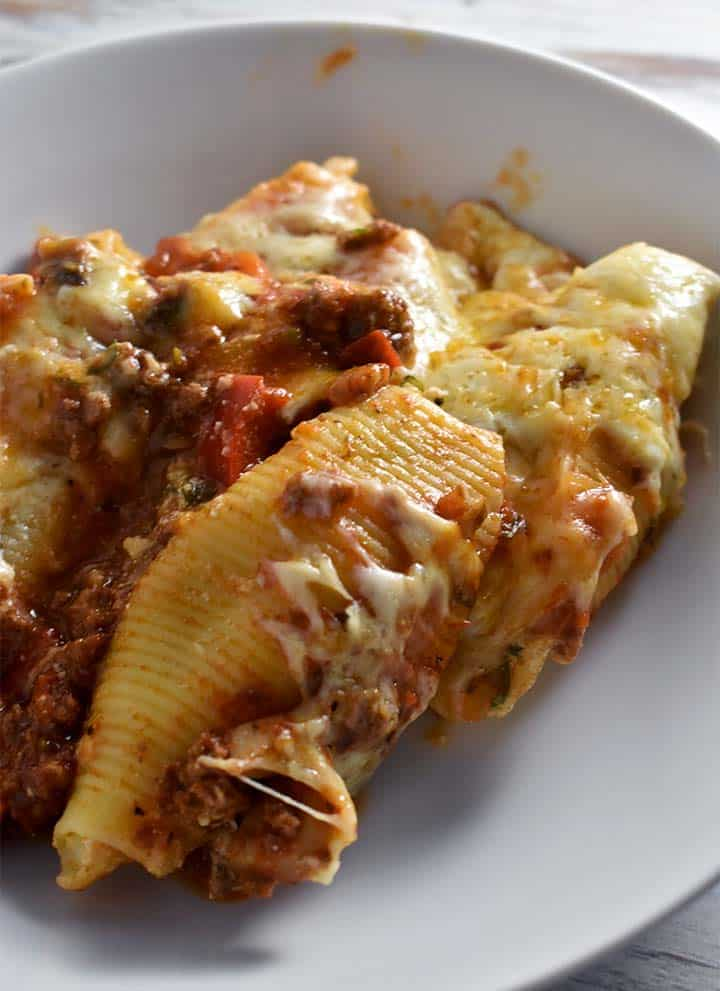 Jumbo Stuffed Shells Recipe