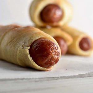 Homemade Bagel Dog Recipe