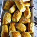 soft pretzels pinterest