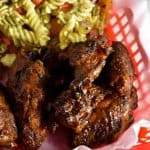 smoked chicken wings for pinterest