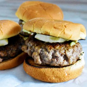 lamb slider recipe