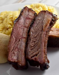 BBQ Smoked Ribs Recipe