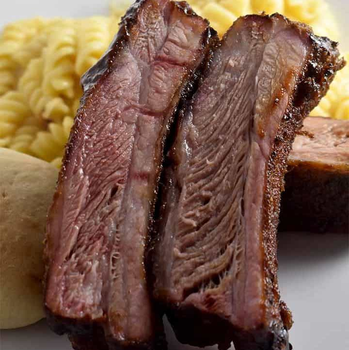 BBQ Smoked Ribs Recipe