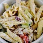 BLT pasta salad pinterest