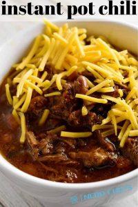instant pot chili pin