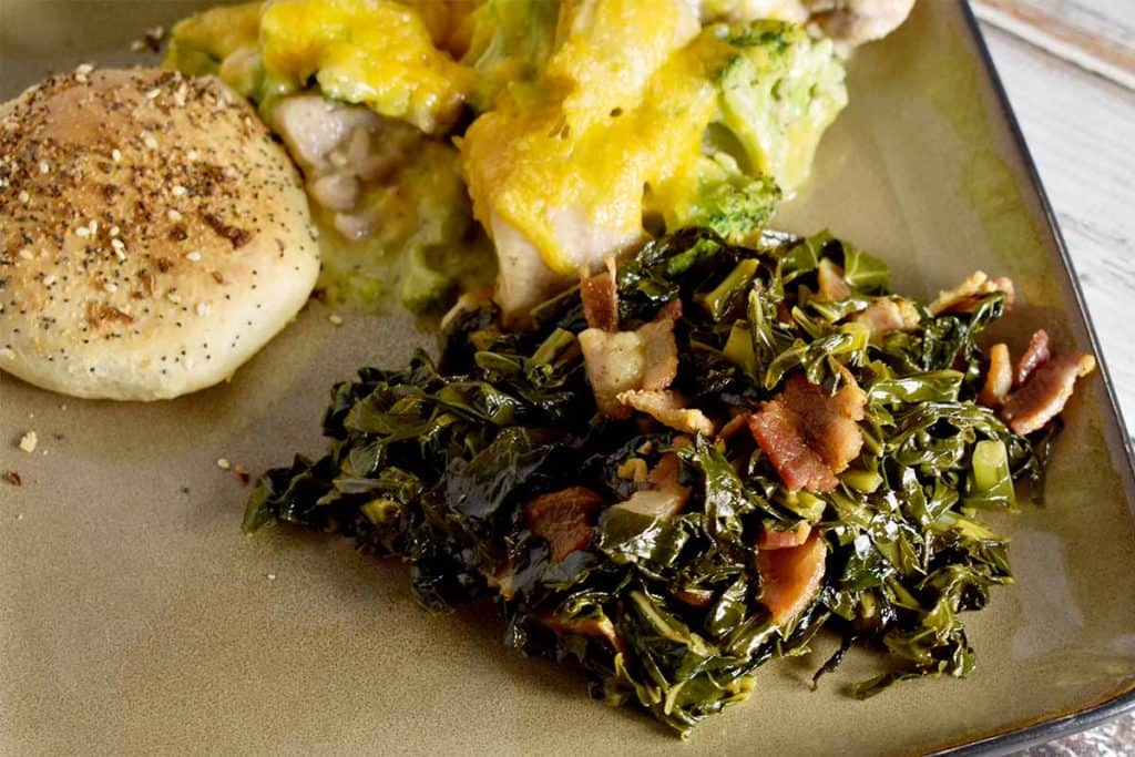 collard greens side dish