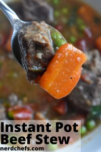 Pin Instant Pot Beef Stew