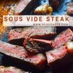 sous vide steak pin